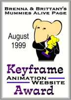 We were named as one of the best in Animation Related Websites